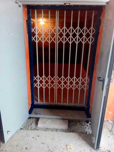 Подъемник вместо лифта